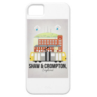 Shaw and Crompton iPhone 5 Case