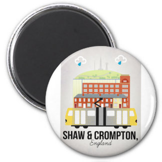 Shaw and Crompton Magnet