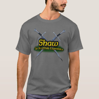 Shaw The Scottish Experience Clan T-Shirt