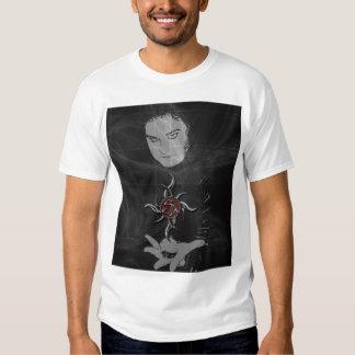 Shawn Anthony Gothc Shaman of Magic T Shirts