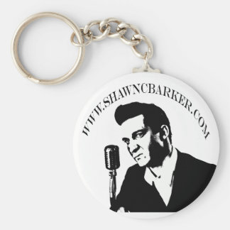 Shawn Barker Key Chain