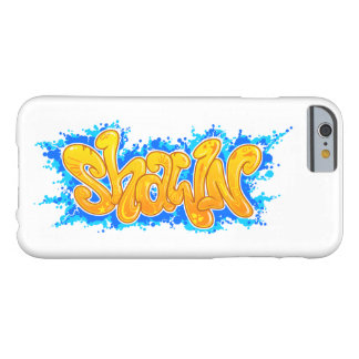 SHAWN graffiti kind name - Barely There iPhone 6 Case