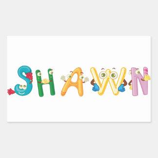 Shawn Sticker