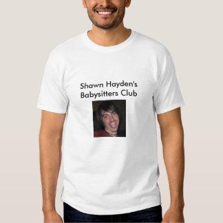 shawnbaby, Shawn Hayden's Babysitters Club Tee Shirts