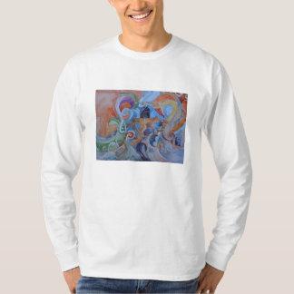 Shayne Ely Arts - Awesome Swirly Thing T-Shirt