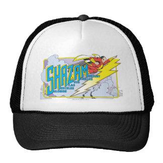 Shazam Acronym 2 Cap