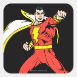 Shazam Ready to Fight Sticker