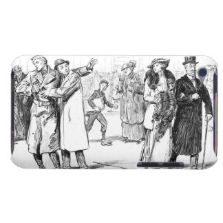 She Did Not Wait 1919 iPod Touch Cover