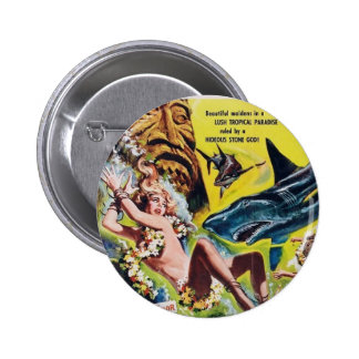 She gods of shark Reff movie button 2 (girl one)