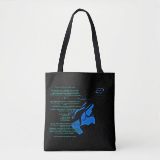 She is Cancer tote