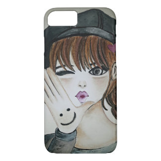 She is the sparkle iPhone 8/7 case