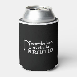 She Persisted Can Cooler