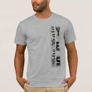 She Said Yes Marriage Proposal Engagement T-Shirt