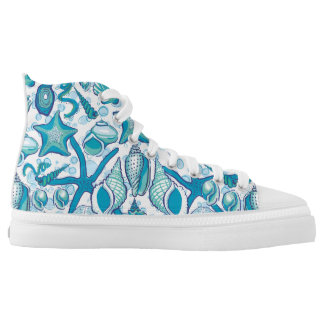 She Sells Sea Shells High Top