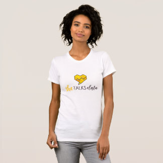 She Talks Data T-Shirt