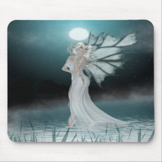 She Walks on Water - Fantasy/Fae Mousepad