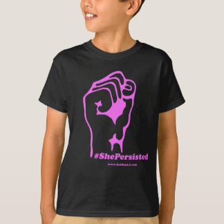She Was Warned, Nevertheless, She Persisted T-Shirt