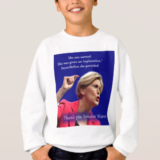 She Was Warned Sweatshirt
