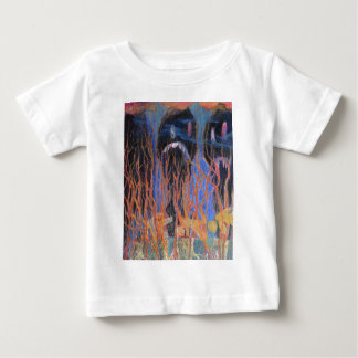 She Went Down Under After It Baby T-Shirt