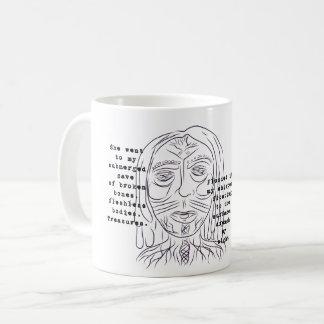 She Went to my Cave Coffee Mug
