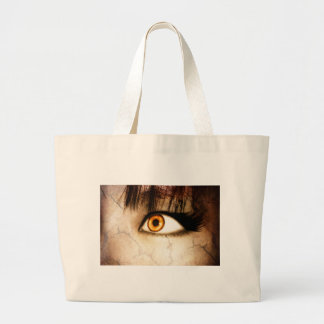 She Wolf Canvas Bag