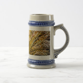 Sheaf Of Wheat - Thank You Beer Steins