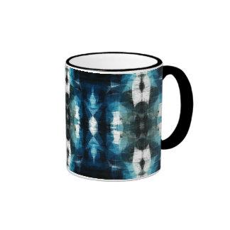 Shear Blue Rustic Western Two-Tone Mug