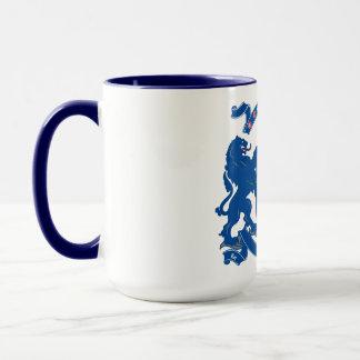 Shed End Dallas Mug
