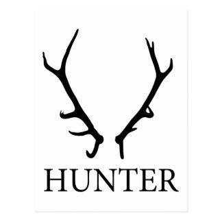 Shed Hunter Postcard