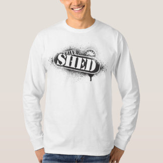 shed stencil T-Shirt