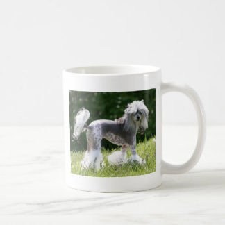 Sheeba - Crestie Showoff Basic White Mug