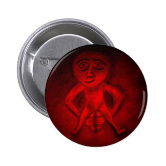 Sheela Na Gig Button