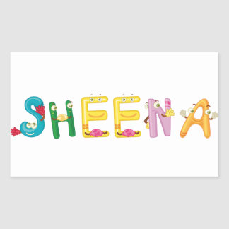 Sheena Sticker