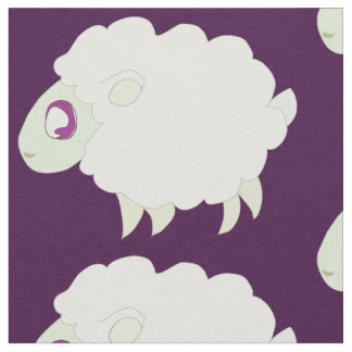 Sheep! Alien Fabric