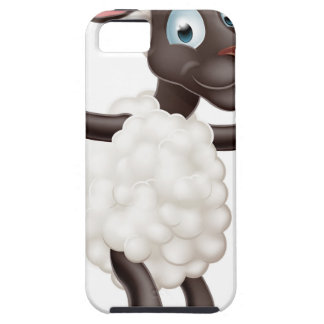 Sheep cartoon character case for the iPhone 5
