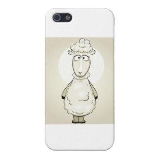 Sheep cartoon character iPhone 5 covers