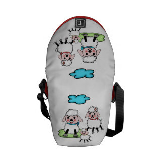 sheep courier bags