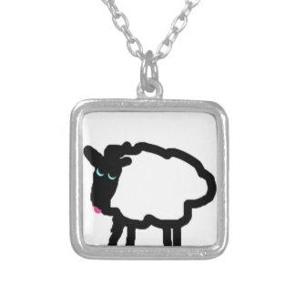 Sheep Design Custom Necklace