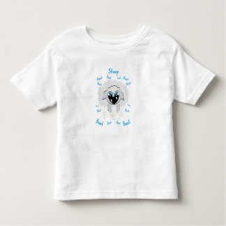 Sheep Design Toddler T-Shirt