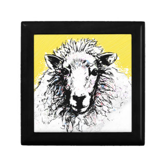 Sheep Gift Box