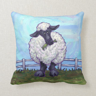Sheep Gifts & Accessories Throw Pillow