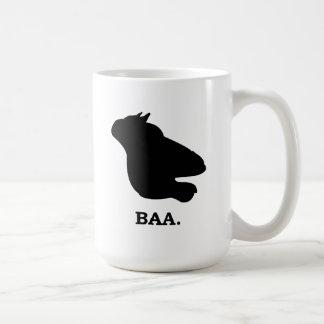 Sheep go BAA. - 15oz Mug