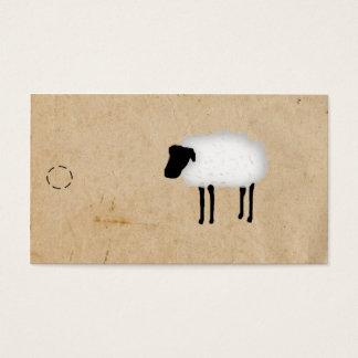 Sheep Hang Tag