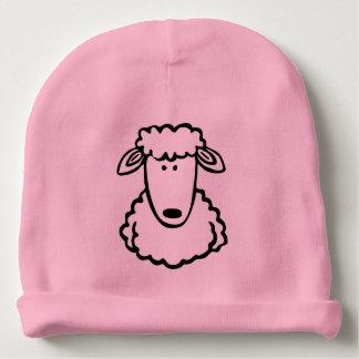 Sheep Hat Baby Beanie