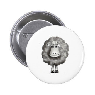 SHEEP IN PENCIL BUTTONS