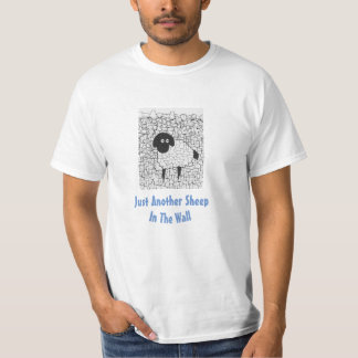Sheep In The Wall T-Shirt