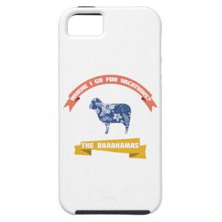 Sheep Joke iPhone 5 Cover