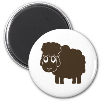 Sheep Magnet