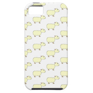 Sheep Pattern. iPhone 5 Case