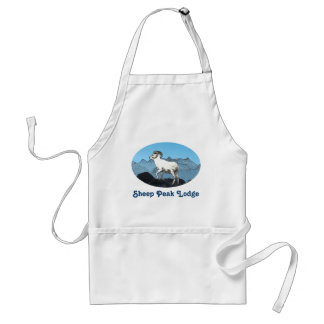 Sheep Peak Lodge Apron